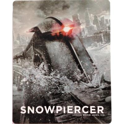 Blu-ray Snowpiercer - Limited Edition Steelbook 3 dischi Usato