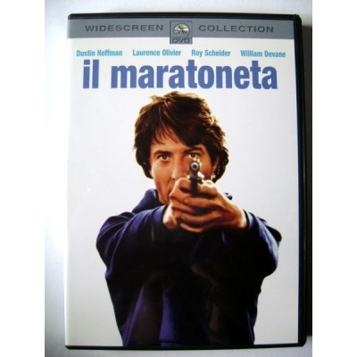 Dvd Il Maratoneta con Dustin Hoffman 1976 Usato