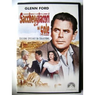 Dvd I Saccheggiatori del sole - Edizione Speciale con Glenn Ford 1953 Nuovo