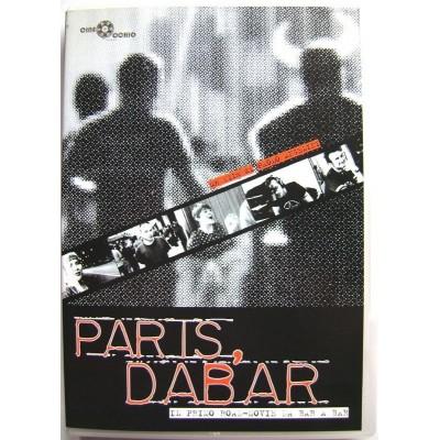 Dvd Paris, Dabar di Paolo Angelini documentario road-movie 2001 Usato