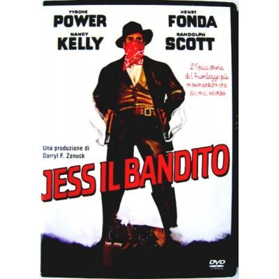 Dvd Jess il bandito con Tyrone Power e Henry Fonda 1939 Usato