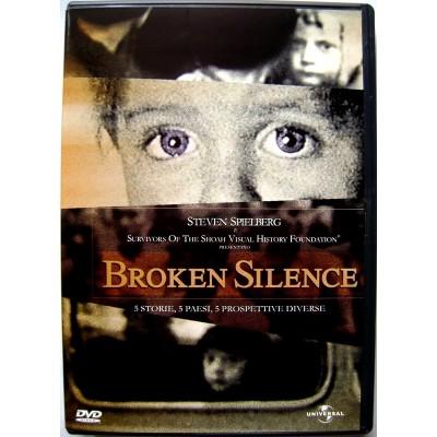Dvd Broken Silence - edizione 2 dischi documentario 2001 Usato