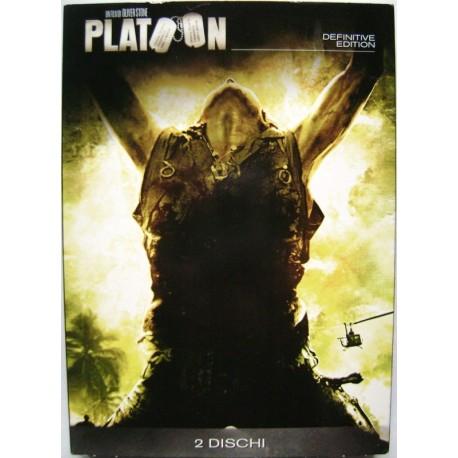 Dvd Platoon - Collector's edition 2 dischi di Oliver Stone 1986 Nuovo