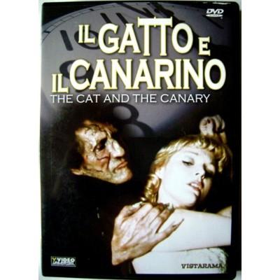 Dvd Il Gatto e il Canarino di Radley Metzger 1978 Usato