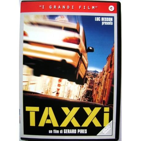 Dvd Taxxi di Gerard Pires con Marion Cotillard 1998 Usato