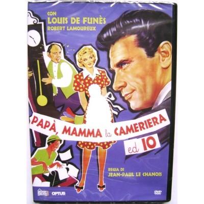 Dvd Fantomas minaccia il mondo con Louis de Funès 1965 Nuovo