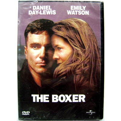 Dvd The Boxer - Collector's Edition - ed Super Jewel box 1997 Nuovo