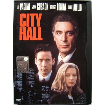 Dvd City Hall con Al Pacino e John Cusack 1996 Usato