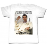 T-shirt Scarface The world is yours Uomo ufficiale