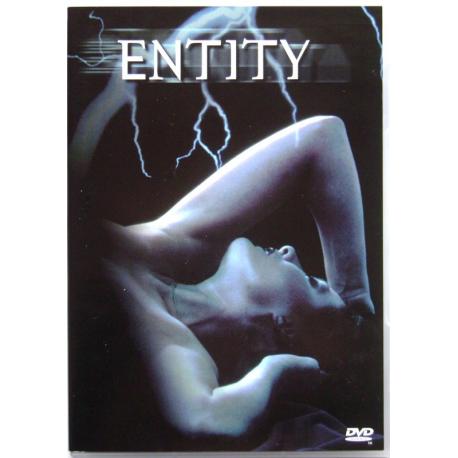 Dvd Entity con Barbara Hershey 1981 Usato