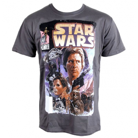 T-shirt Ritorno al futuro 2 - Back To The Future II Poster Uomo ufficiale film
