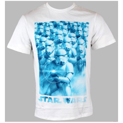 T-shirt Star Wars Stormtrooper expressions Today I Am maglia Uomo ufficiale film
