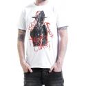 T-shirt Nightmare On Elm Street Ready Or Not Freddy Man Plastic head