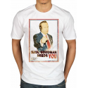 T-shirt Breaking Bad Better Call Saul Goodman needs you official Man Plastic Head