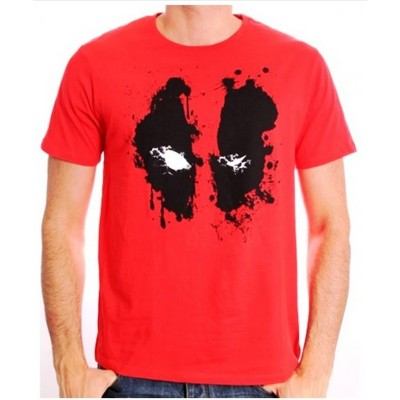 T-shirt Deadpool Bite me if you can! Marvel maglia Uomo ufficiale by Timecity
