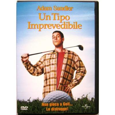 Dvd Un Tipo imprevedibile con Adam Sandler 1996 Usato