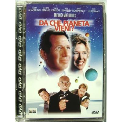 Dvd Da che Pianeta Vieni? - ed Super Jewel box di Mike Nichols 2000 Nuovo
