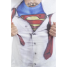 T-shirt Superman shield supereroe Dc comics maglia Donna ufficiale
