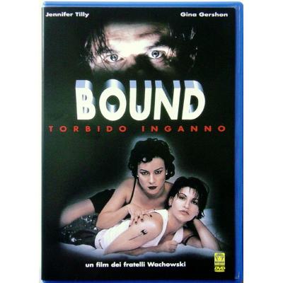 Dvd Bound - Torbido inganno dei Fratelli Wachowski 1996 Usato