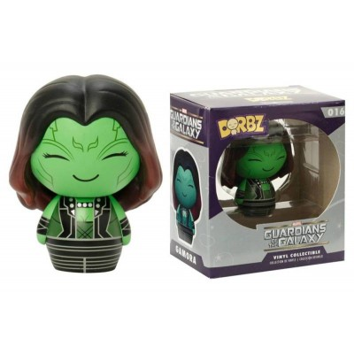 Figura vinile Gamora Guardians of the Galaxy Pop Funko Marvel Vinyl figure n° 51