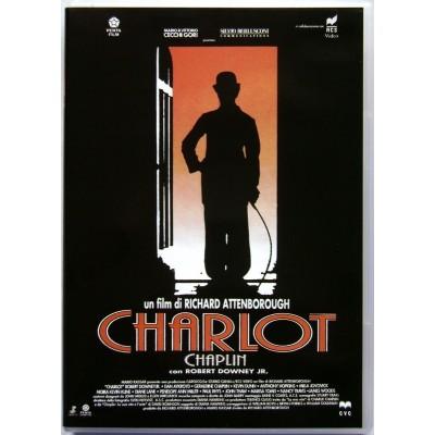 Dvd Charlot - Chaplin di Richard Attenborough 1992 Nuovo
