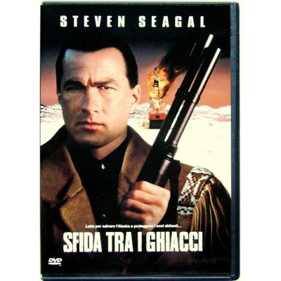 Dvd Sfida tra i ghiacci - ed. Snapper di Steven Seagal 1994 Usato raro