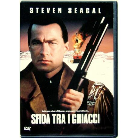 Dvd Sfida tra i ghiacci - ed. Snapper di Steven Seagal 1994 Usato