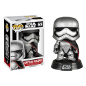 Captain Phasma Star Wars VII Pop Funko bobble-head Vinyl figure n° 65
