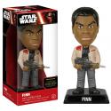 Bobble-head Star Wars VII - The Force Awake Finn wacky wobbler 15 cm Funko