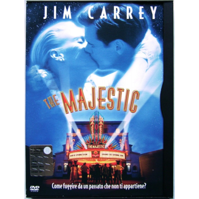 Dvd The Majestic - ed Snapper con Jim Carrey 2001 Usato