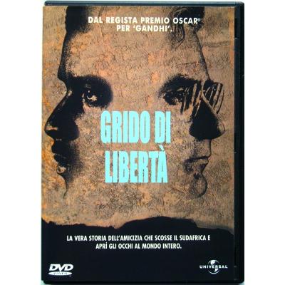 Dvd Grido di Libertà di Richard Attenborough