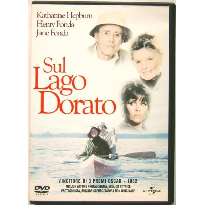 Dvd Sul lago dorato con Katharine Hepburn 1981 Usato