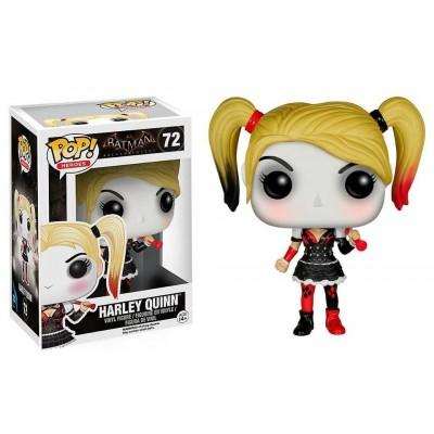 Figura vinile Harley Quinn Batman Arkham Knight Pop Funko