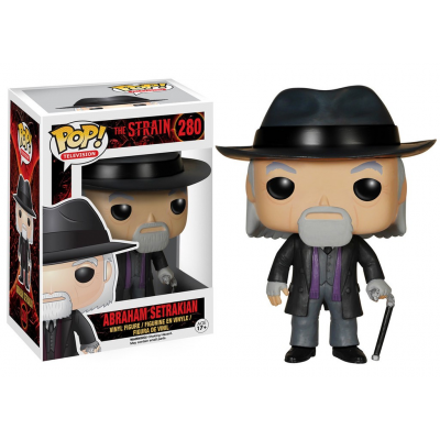 The Strain Abraham Setrakian Pop! Funko vinyl figure