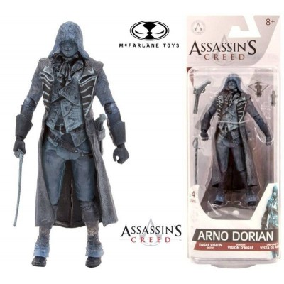 Action Figure Arno Dorian Eagle Vision Assassin's Creed McFarlane