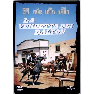 Dvd La Vendetta dei Dalton di George Marshall 1940 Usato