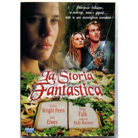 Dvd La Storia Fantastica di Rob Reiner 1987 Usato