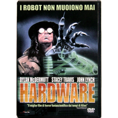 Dvd Hardware - ed. Storm Video di Richard Stanley 1990 Usato