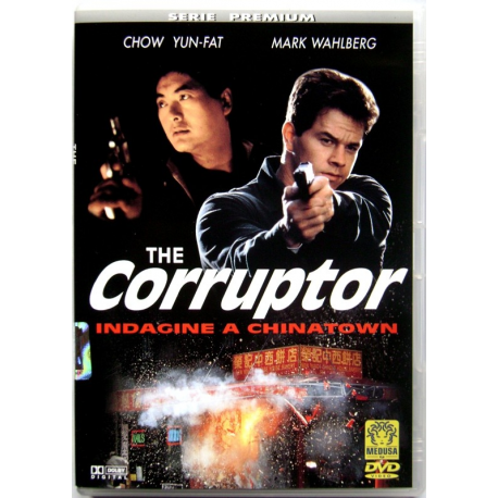 Dvd The Corruptor - Indagine a Chinatown di James Foley 1999 Usato