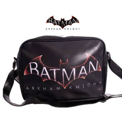 Borsa a tracolla Batman Arkham Knight Dc Comics Logo Messenger Bag