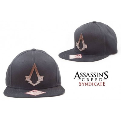 Cappello Assassin's Creed Syndicate Bronze Logo Snapback Cap Hat