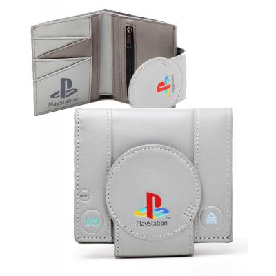 Portafoglio PlayStation One Shaped Bifold Wallet ufficiale Bioworld