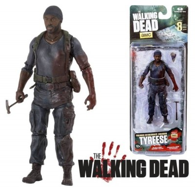 Action Figure Tyreese [Bloody] The Walking Dead Serie 8 McFarlane