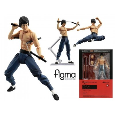 Action Figure Bruce Lee Figma 75° anniversary 15 cm Max Factory