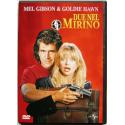 Dvd Due Nel Mirino con Mel Gibson e Goldie Hawn 1990 Usato