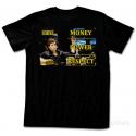 T-shirt Scarface Tony Montana Money Power Respect man