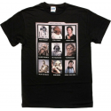 T-Shirt Star Wars Most Likely To annuary photo collage man