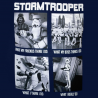 T-shirt Star Wars Facce shaded face grid Maglia Uomo ufficiale Guerre stellari
