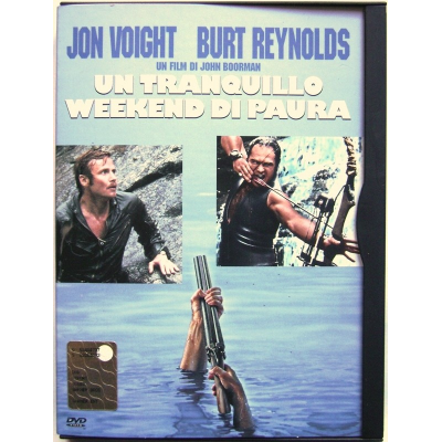 Dvd Un Tranquillo weekend di paura di John Boorman 1972 Usato