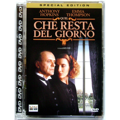 Dvd Quel che resta del giorno - Special Edition ed. Super Jewel Box